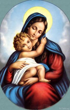 Величие. Мария - мать Иисуса